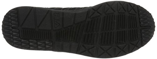 Fila Striker Low - Zapatillas Hombre Schwarz (Black/Black)