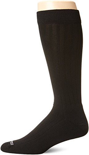 DryMax Dress Over Calf, Black, W5-7 / M3.5-5.5, 2 Pack by Drymax