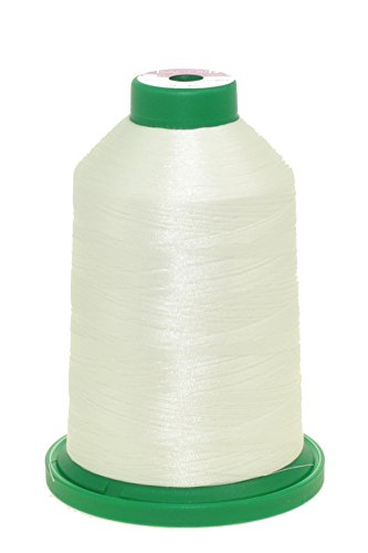Isacord Embroidery Thread 5000 Meter - Isacord Embroidery Thread 5000m (0111-0151) (0101)