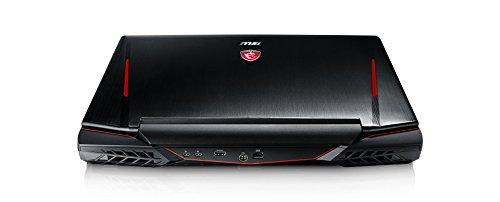 "Image MSI GT80 TITAN SLI-253 18.4"" EXTREME GAMING LAPTOP NOTEBOOK i7-5700HQ Dual GTX980M SLI 16GB 256GB SSD+1TB no. 7"