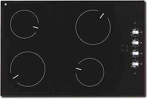 "Ramblewood 4 Burner 30"" Electric Cooktop, EC4-60"