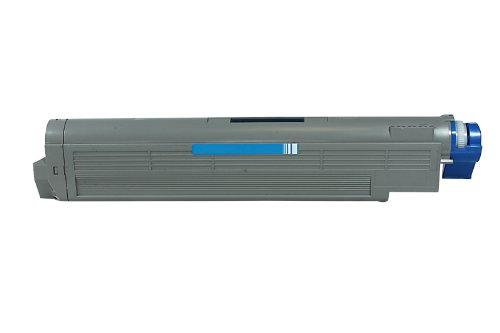 Akia – C 9650 Series – Toner kompatibel Oki 42918915 – Toner Cyan