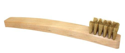 - Silk Spotting Brush #21 White Hog Bristle