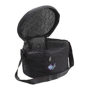 Charles Owen Helmet Carrier Bag Black/Black