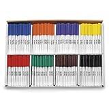 Liqui-Mark Watercolor Markers - Fine-Line 8-Color School Pack - Arts & Crafts Materials - 9712769