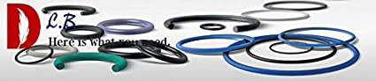 70 Metric mm ID x CS mm O-Ring CS =3.1 mm Metric Sizes ORing Seals Buna N 70 Rubber Gasket - NBR Size: 4.8x3.1 Gimax Nitrile