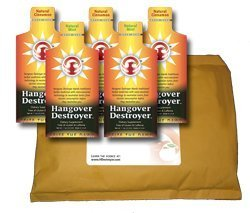 Hangover Destroyer hangover prevention individual product image
