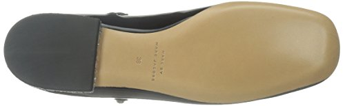 Marc By Jacobs Donna Brooke Liquid Patent Mary Jane Flat Black