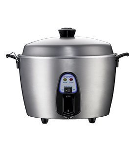 10 CUP Stainless Steel Rice Cooker - Tatung - TAC-11KN