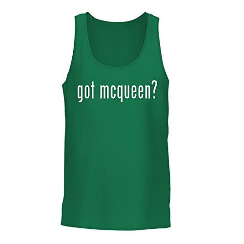 got mcqueen? - A Nice Men's Tank Top, Green, - 714 Mcqueen Steve
