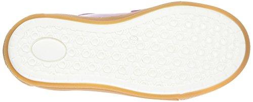 Bisgaard Klettschuhe - Zapatilla alta Unisex niños Violett (5001 Syren)