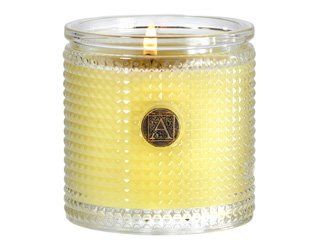 Sorbet Textured Glass Candle, 5.5 oz by Aromatique (1)