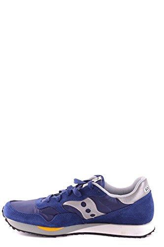 Saucony Sneakers Uomo MCBI268031O Camoscio Blu
