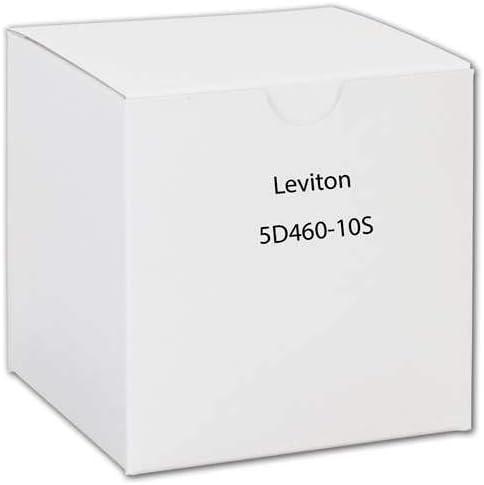Leviton EXTREME CAT 5E CORD 10FT GRAY