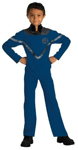 Fantastic Four Mr. Fantastic Standard Child Costume: Size 10-12 - 4 Fantastics Costumes