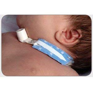 Dale Medical Products Inc Da241Bx Dale 241 Pediprints Trach Tube Holder, Up To 18quot;,Dale Medical Products Inc - Box 10 by Dale