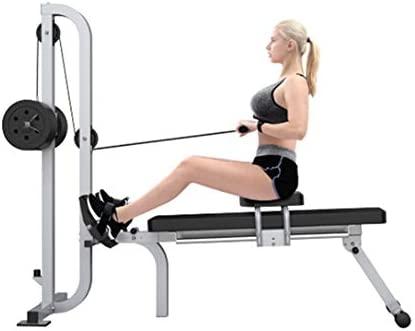 GU YONG TAO Máquina de Remo magnética de Fitness, Almacenamiento ...