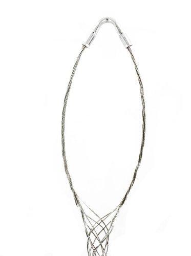 Leviton L9572 Single U Eye, Split Lace Mesh, Single Weave, Standard Duty, Support Wire Mesh Grip .620 to .740 Cable Diameter