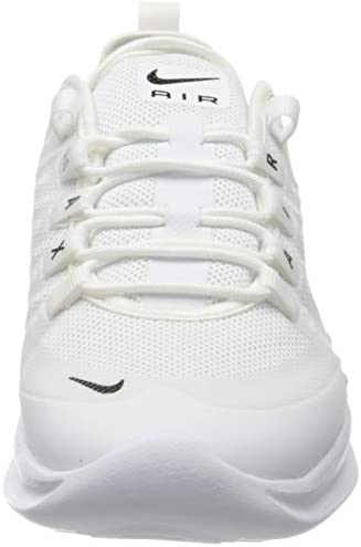 Nike Men's AIR MAX AXIS, WhiteBlack, 9.5 M US: