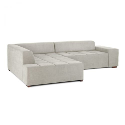 Kasandria Ecksofa Big Beige Links Sofa Mit Muster
