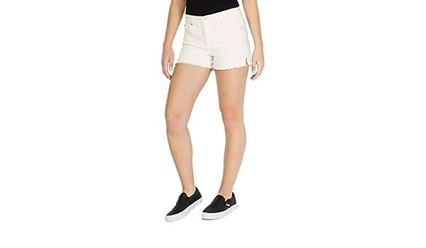 "24 Celebrity Pink Juniors/' Color-Wash Frayed Hem 3/"" MID-RISE Shorts Size 0"