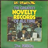 the greatest novelty records, vol. 5: the 1980s LP
