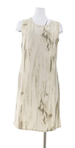 Belle Kim Gravel TripleLuxe Knit Watercolor Tank Dress Olive XL New A306972 from Belle by Kim Gravel