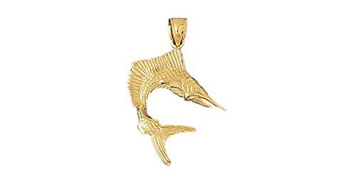 ailfish Pendant (26mm x 35mm) ()
