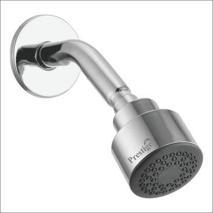 Prestige Shower Ess Ess with Stainless Steel Arm Round Overhead Shower Shower Head