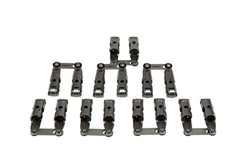 Lunati Oiled Pin Mechanical Roller SBC 16 pc P/N 72446-16 ()