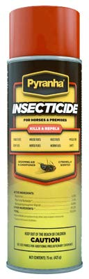 Pyranha 001AERO 15OZ Pyranh Insecticide - Quantity 12 ()