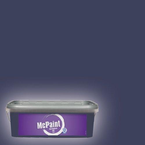McPaint Bunte Wandfarbe matt Oxford 2,5 Liter