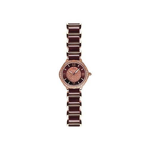 Charmex Rodeo Drive 6287 34mm Multicolor Steel Bracelet & Case Synthetic Sapphire Women's Watch
