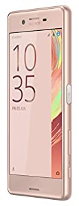 Sony Xperia X Performance unlocked smartphone,32GB Rose Gold (US Warranty)