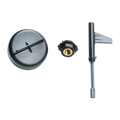 ABN Fuel Pump Module Spanner Wrench VW 3//8 to 1//2 Inch Adjustable Audi BMW Volkswagen Chrysler Mercedes-Benz