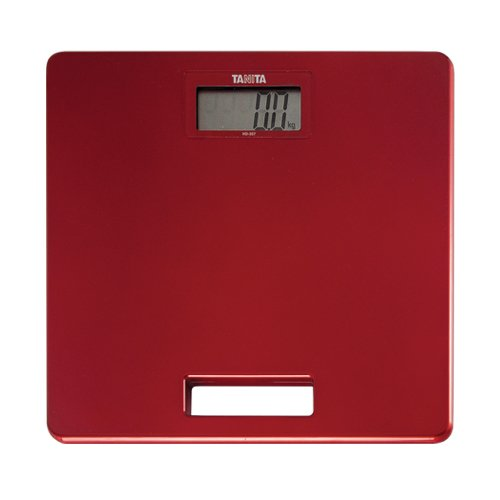 Tanita HD-357 Thin Lightweight Digital Scale with Convenient Carry Handle by Tanita