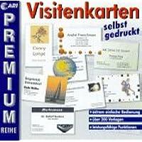 Visitenkarten selbst gedruckt