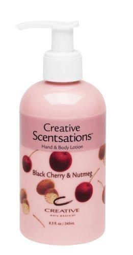 Amazon Creative Nail Design Scentsations Black Cherry Nutmeg
