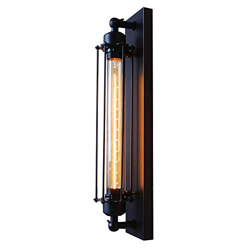 40W Retro Wandlampe Edison Vintage Industrie Lampe inkl. Leuchtmittl HSRL-W007