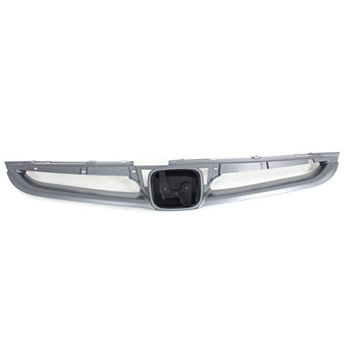 (OE Replacement Honda Accord Grille Assembly (Partslink Number HO1200179),)