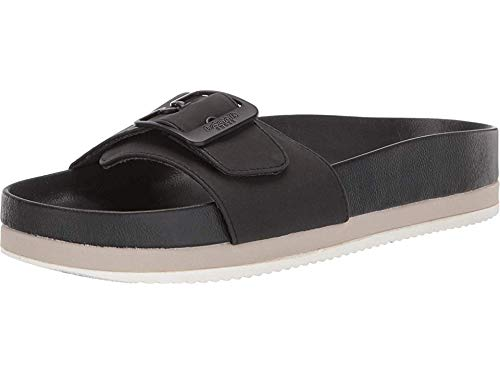 Dr. Scholl's Women's Laid Back - Original Collection Black Smooth 8.5 M US
