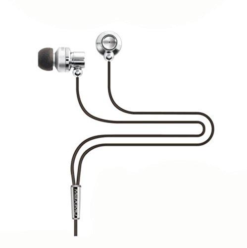 - Maximo iM-390 iMetal Isolation Earphones (Silver)