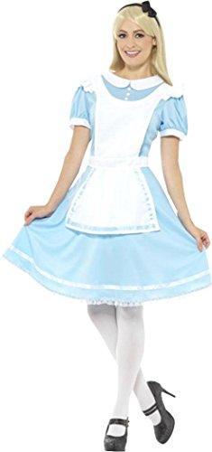 Wonder Princess Costume Blue X-small (uk Dress 4-6) ()