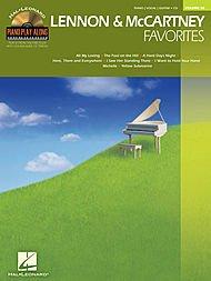 Hal Leonard Lennon & McCartney Favorites - Piano Play-Along Volume 68 (CD/Pkg) arranged for piano, vocal, and guitar (P/V/G) Pkg Each Sheet