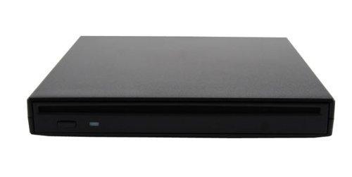 USB 2.0 Portable External Burner Slot-in 8X DVD+/-RW/-RAM/DL Drive for Dell Inspiron Mini IM10 Mini IM12 mini 10 seires Laptops