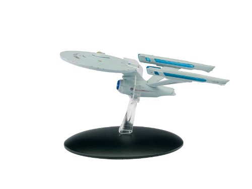 (STAR TREK STARSHIPS FIGURINE COLLECTION MAGAZINE SPECIAL #2 2009 MOVIE USS ENTERPRISE)