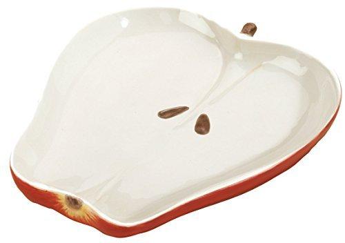 Apple Decorative Fruit Ceramic Plate