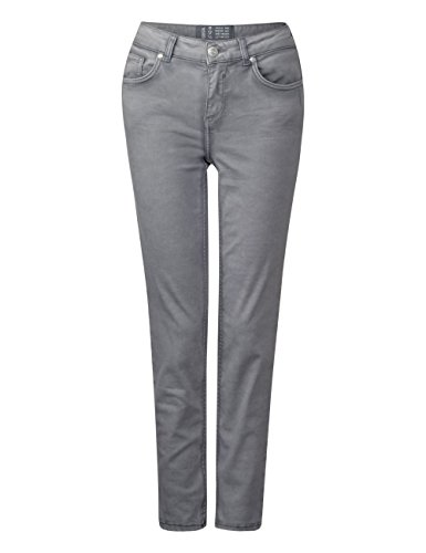 10498 Grau Light Slim Cecil Grey Donna Jeans graphit R0Tqtw