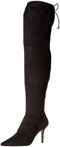 Daya by Zendaya Women's Kassel Slouch Boot, Black, 6 M US by Daya by Zendaya (Image #1)