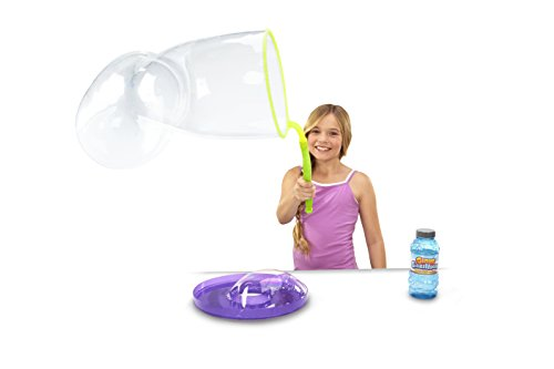 Gazillion Incredibubble Wand GIANT Bubbles Wand with GIANT Bubble Solution ()